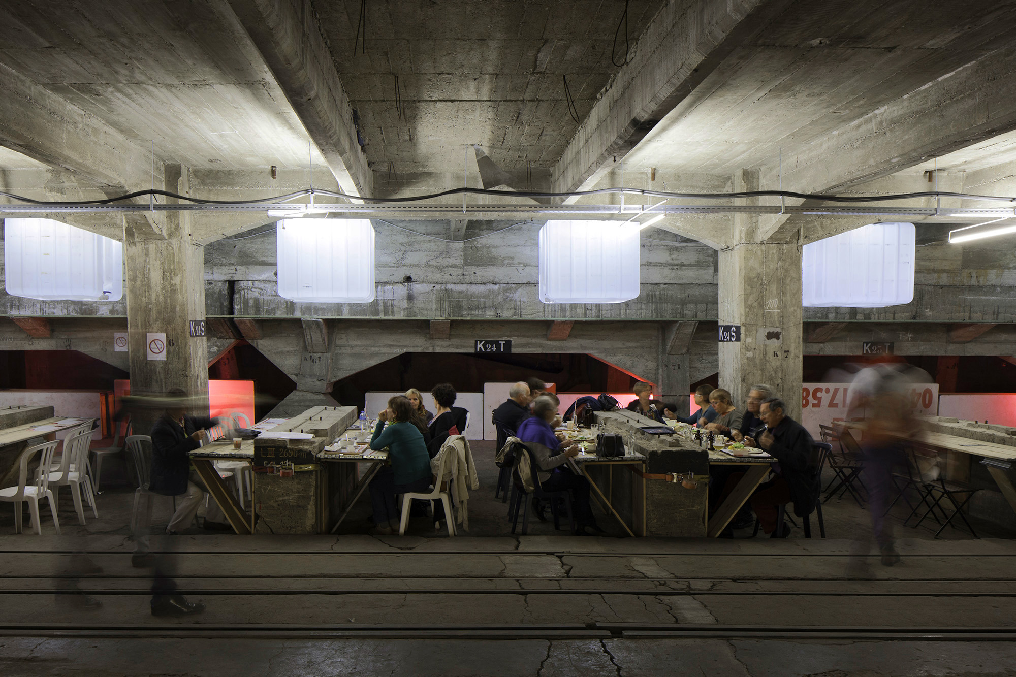 Manifesta 9 | Intervention by SUPERUSESTUDIO | Genk | BE 2013